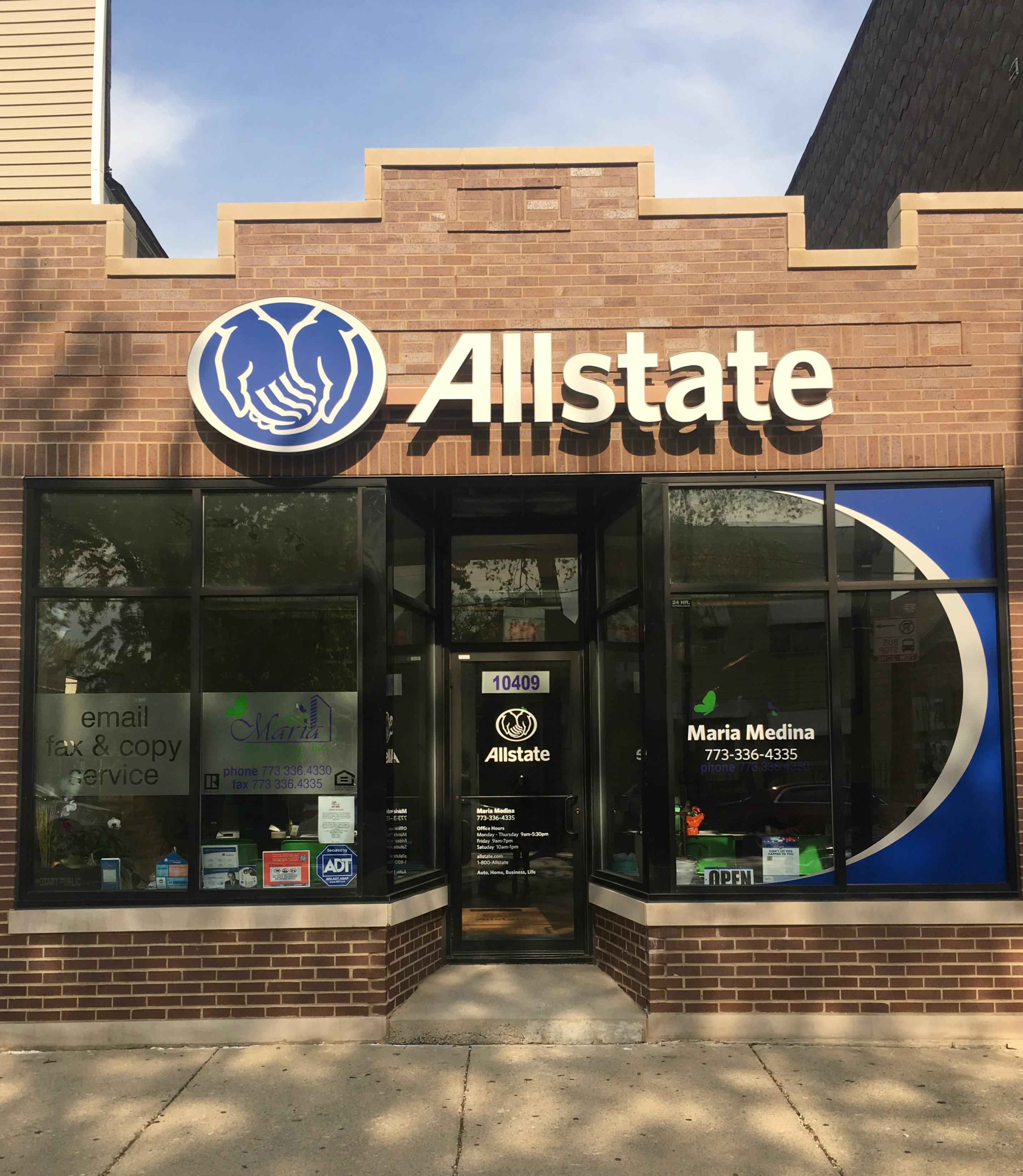 Maria E. Medina Agency: Allstate Insurance image 0