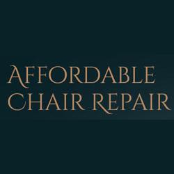 Affordable Chair Repair