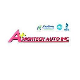 A+ High Tech Auto, Inc.