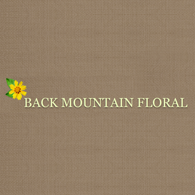 Back Mountain Floral