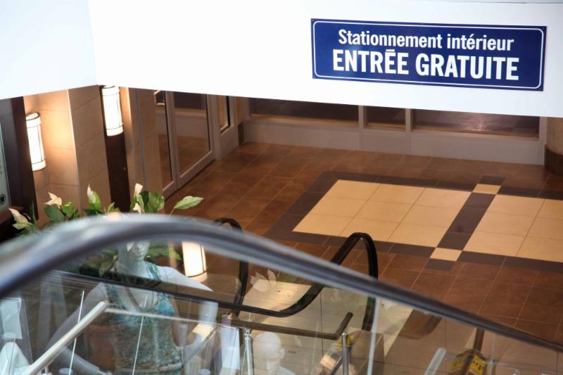 Galeries St-Hyacinthe à Saint-Hyacinthe