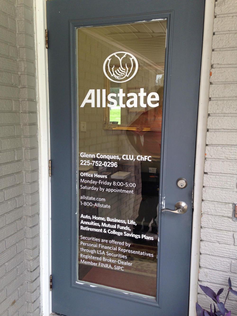 Glenn Conques: Allstate Insurance image 4