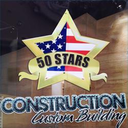 50 Stars Construction Custom Building