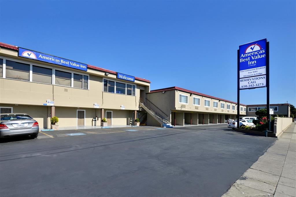Americas Best Value Inn - San Mateo / San Francisco image 0