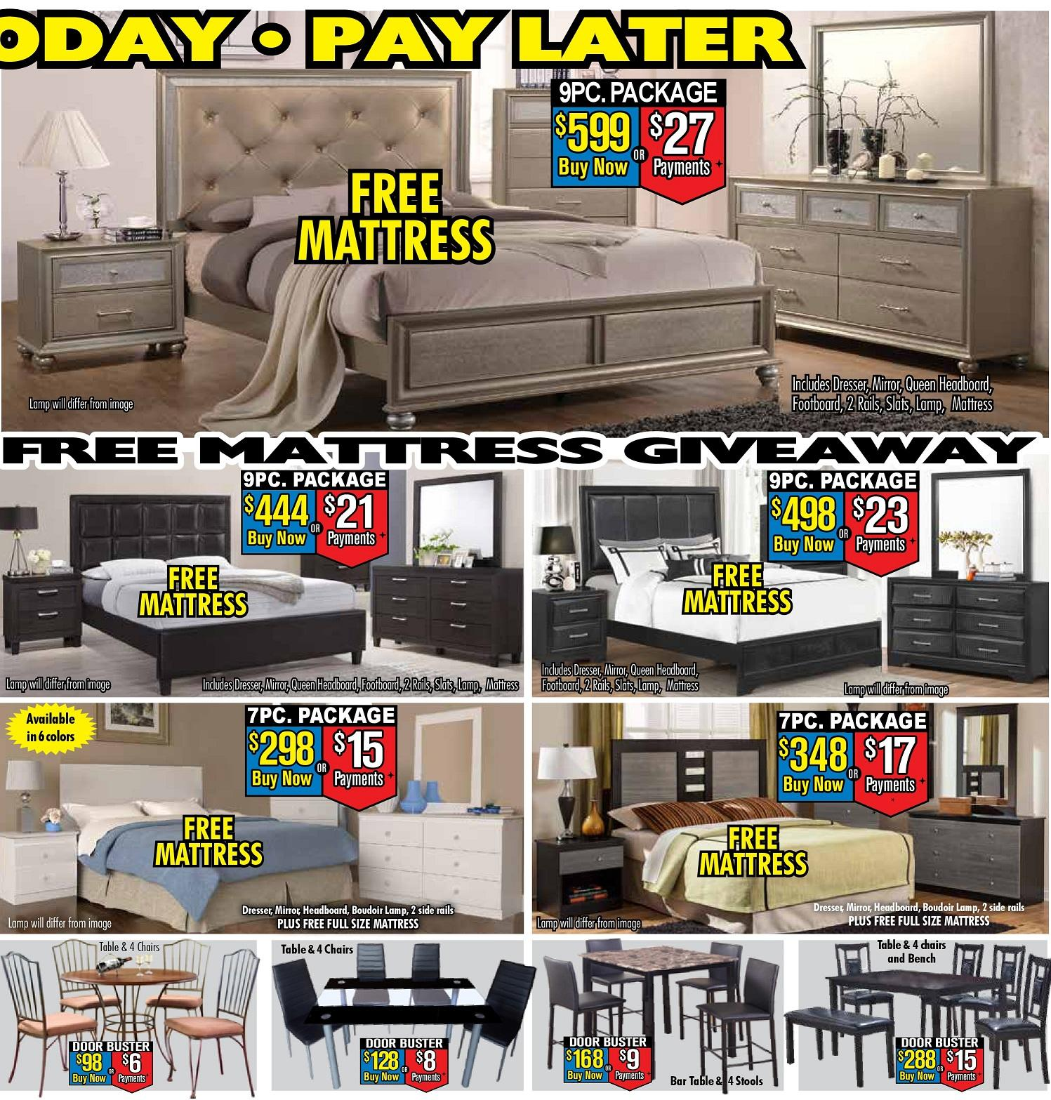 Price Busters Discount Furniture At 2415 West Franklin