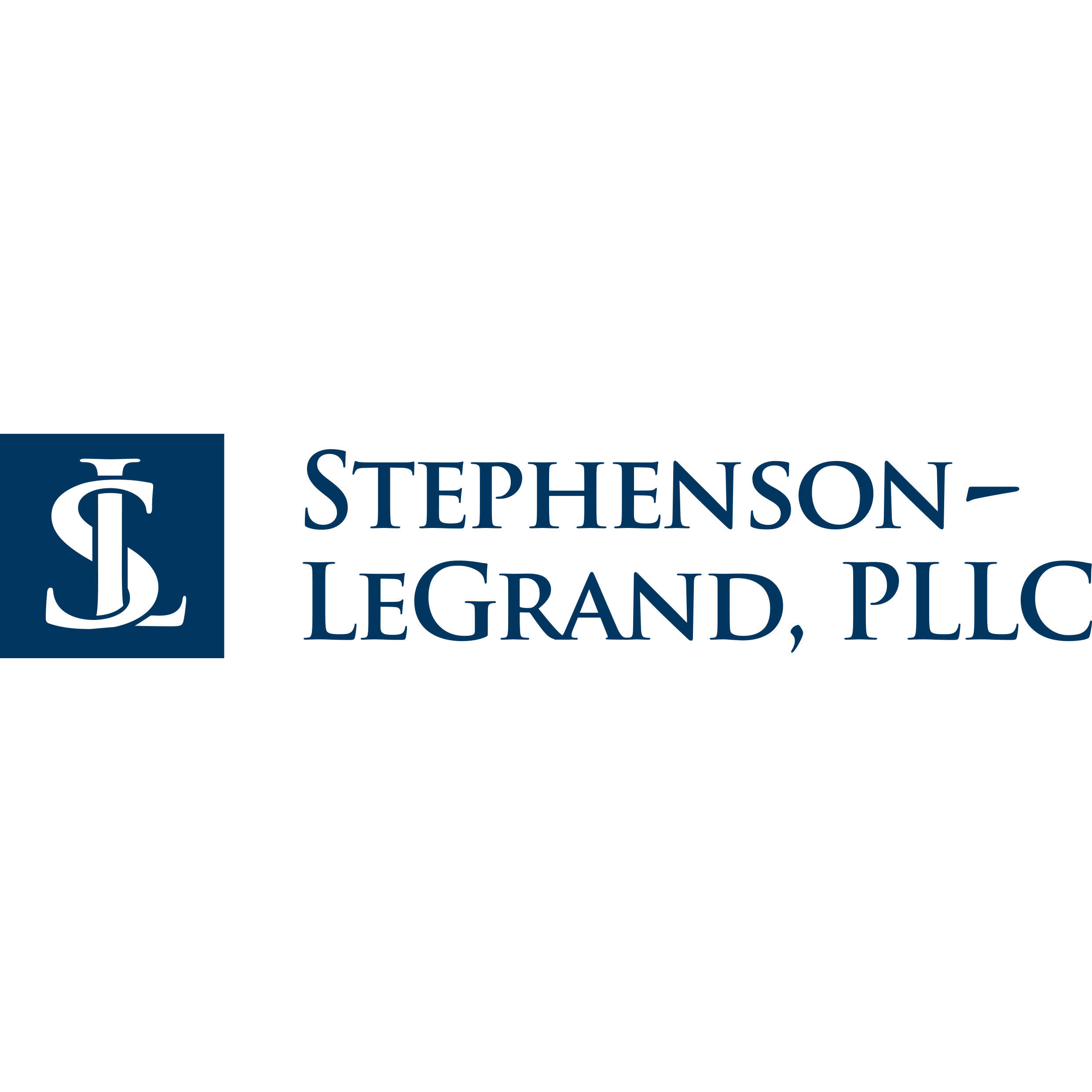 Stephenson, LeGrand & Pfeil, PLLC Accounting Firm