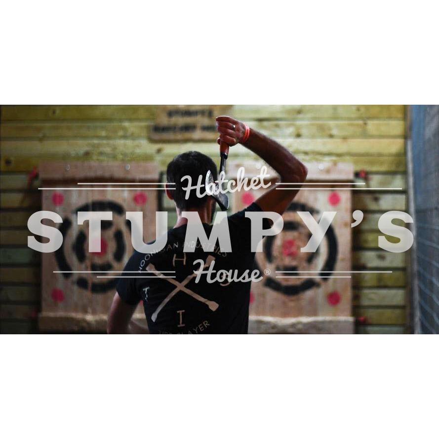 Stumpy's Hatchet House - Fairfield