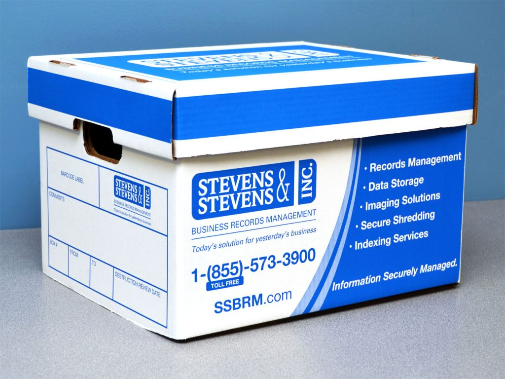 Stevens & Stevens Business Records Management image 3
