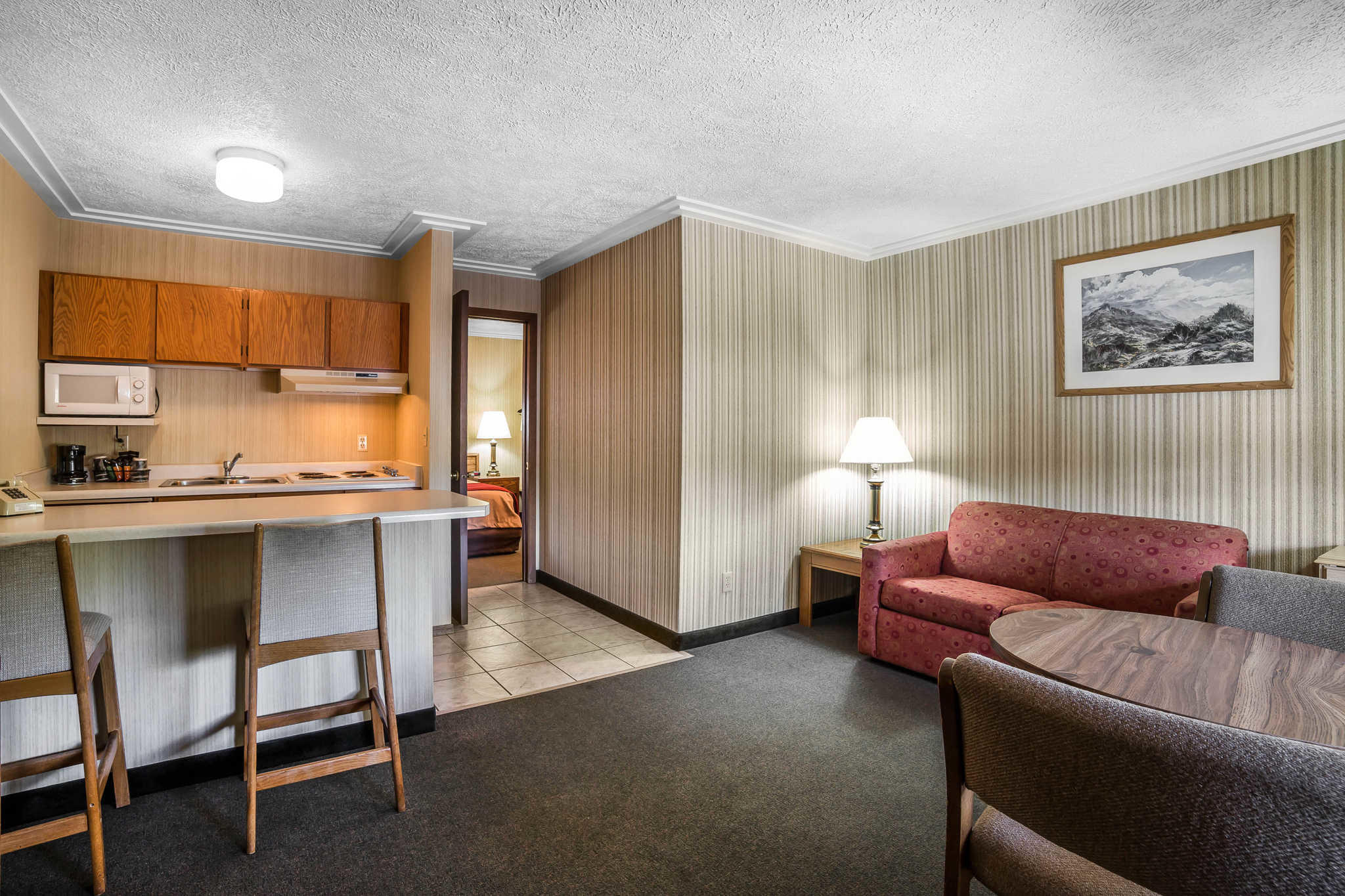 Rodeway Inn Pronghorn Lodge image 15