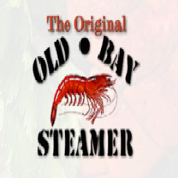 The Original Old Bay Steamer
