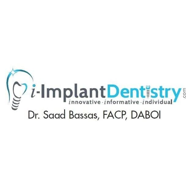 i-Implant Dentistry: Saad Bassas, DDS image 5