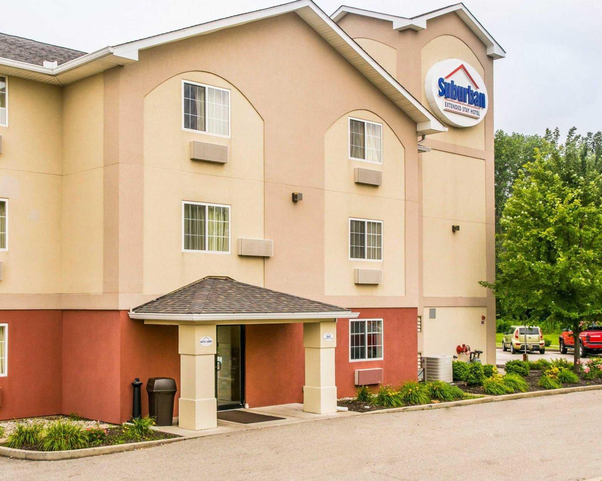 Suburban Extended Stay Hotel Dayton-WP AFB image 1
