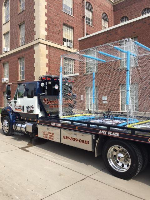 Reynolds Towing Service In Urbana Il Whitepages