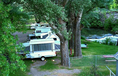 Lava Hot Springs KOA Holiday image 3
