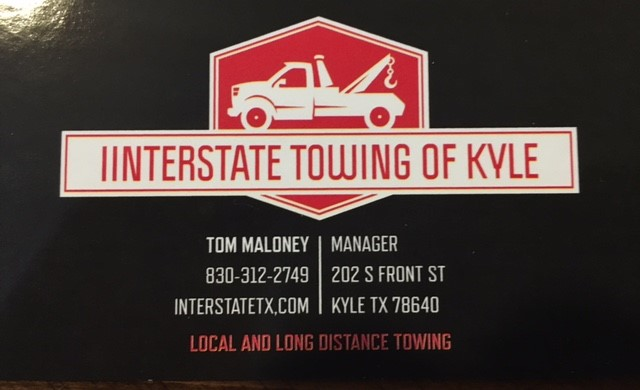Interstate Towing & Recovery of Kyle image 3