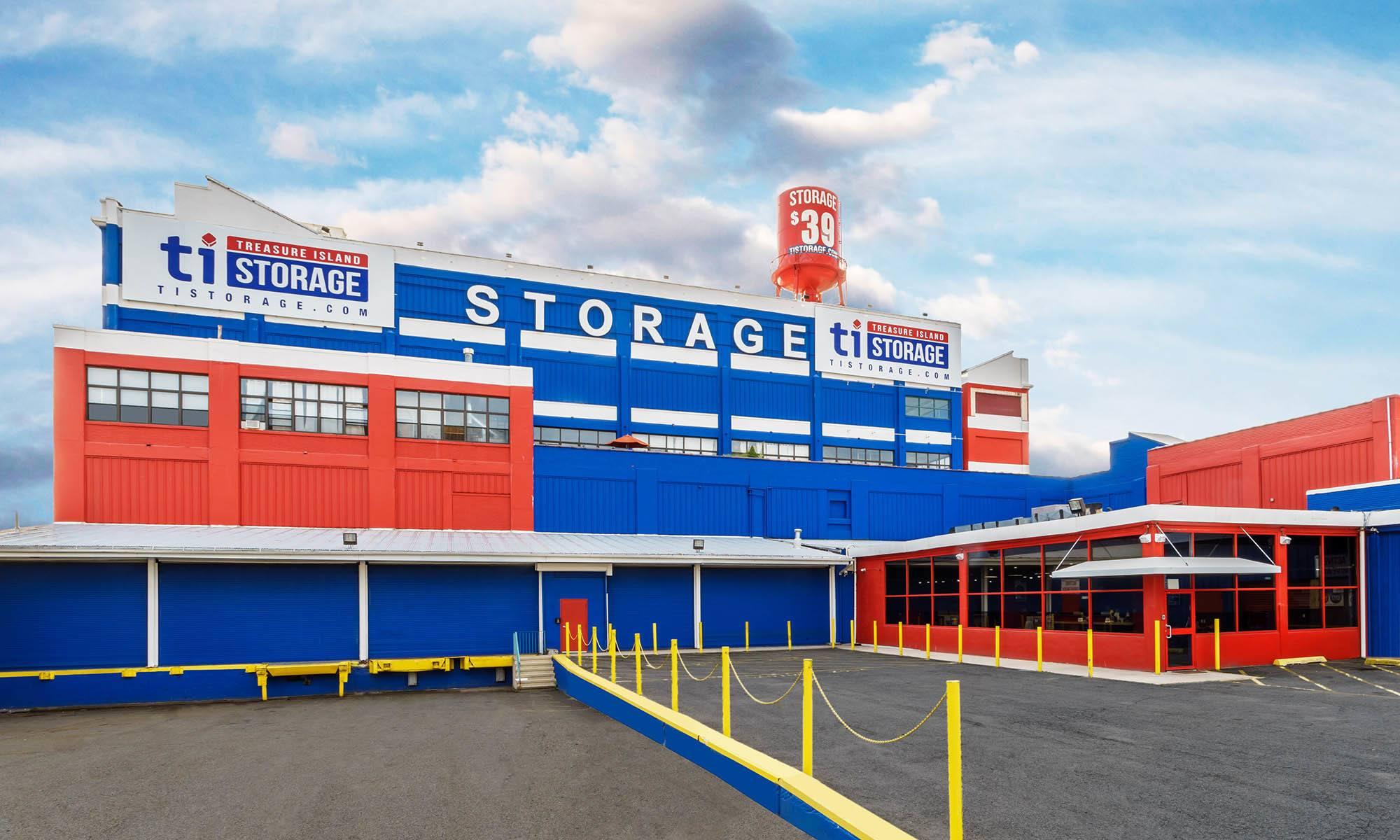 Treasure Island Storage Careers