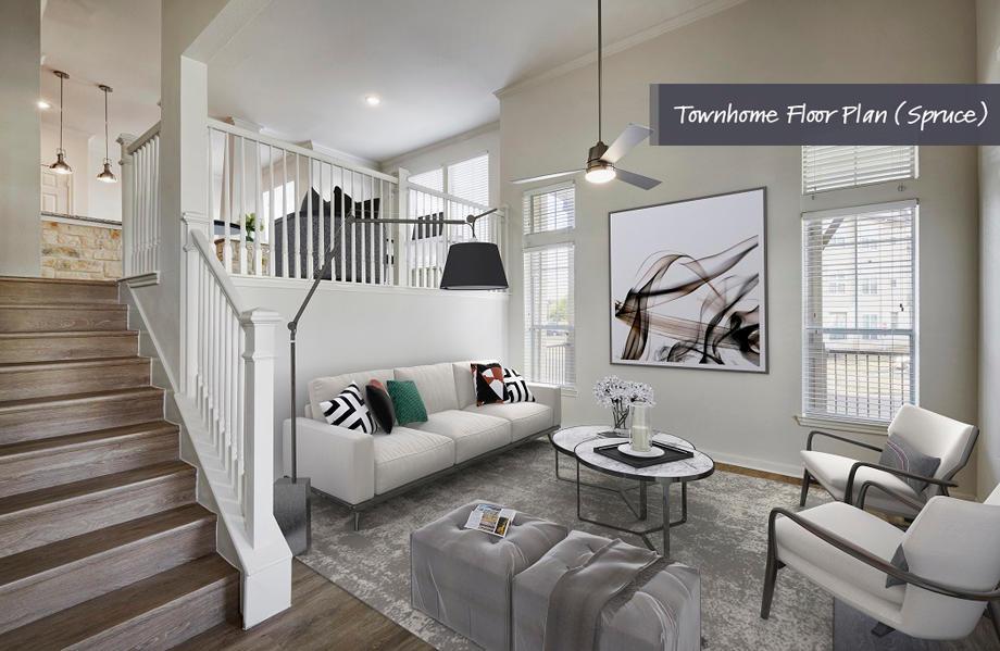Camden Cedar Hills Apartments image 12