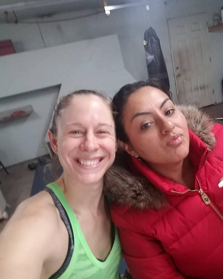 Jessica Hinton Health & Fitness image 2