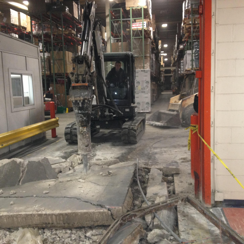 Prairie Concrete & Excavating