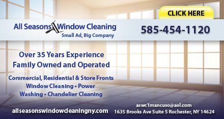 All Seasons Window Cleaning image 0