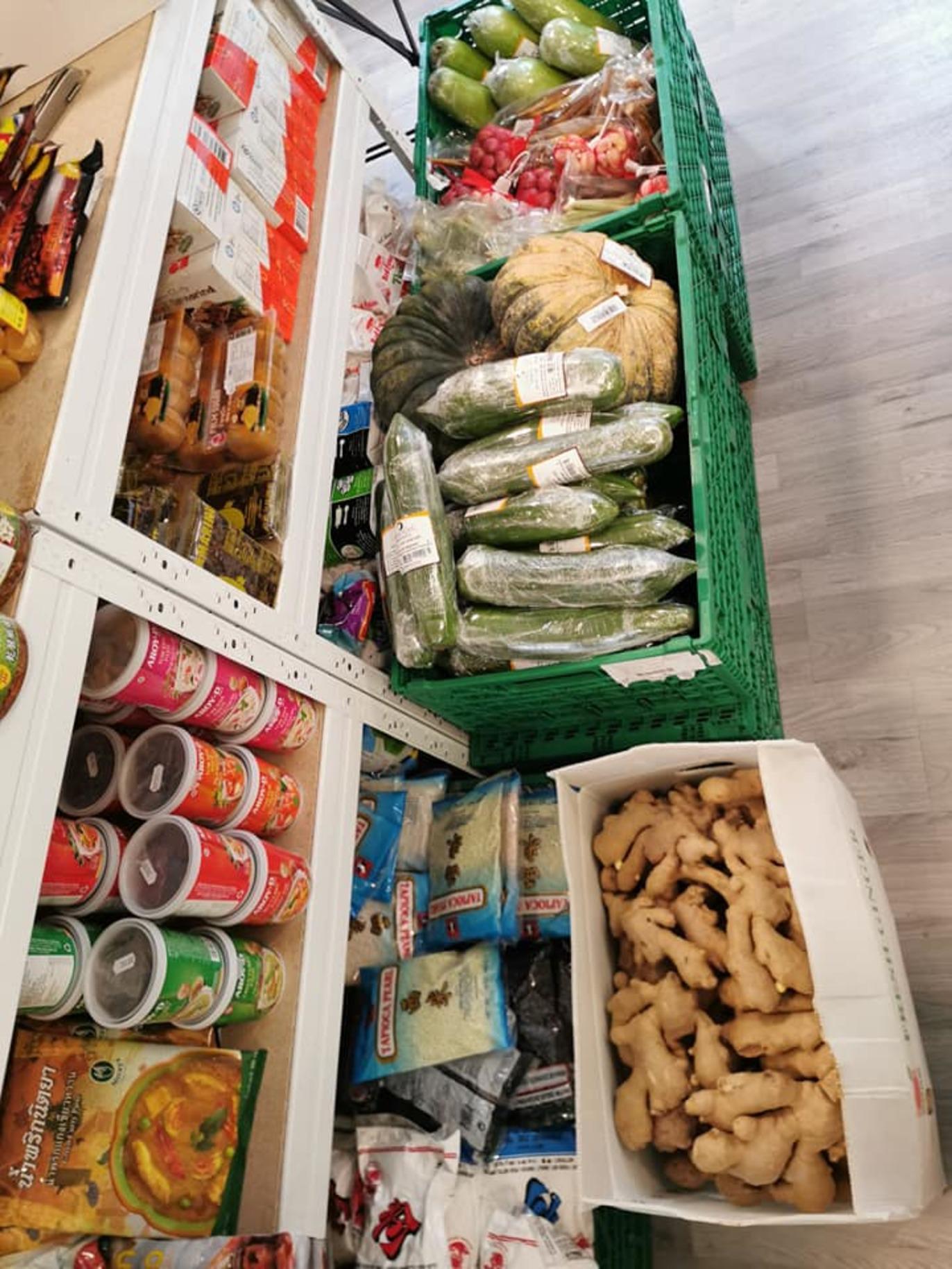 Rungfa Thai Food AS