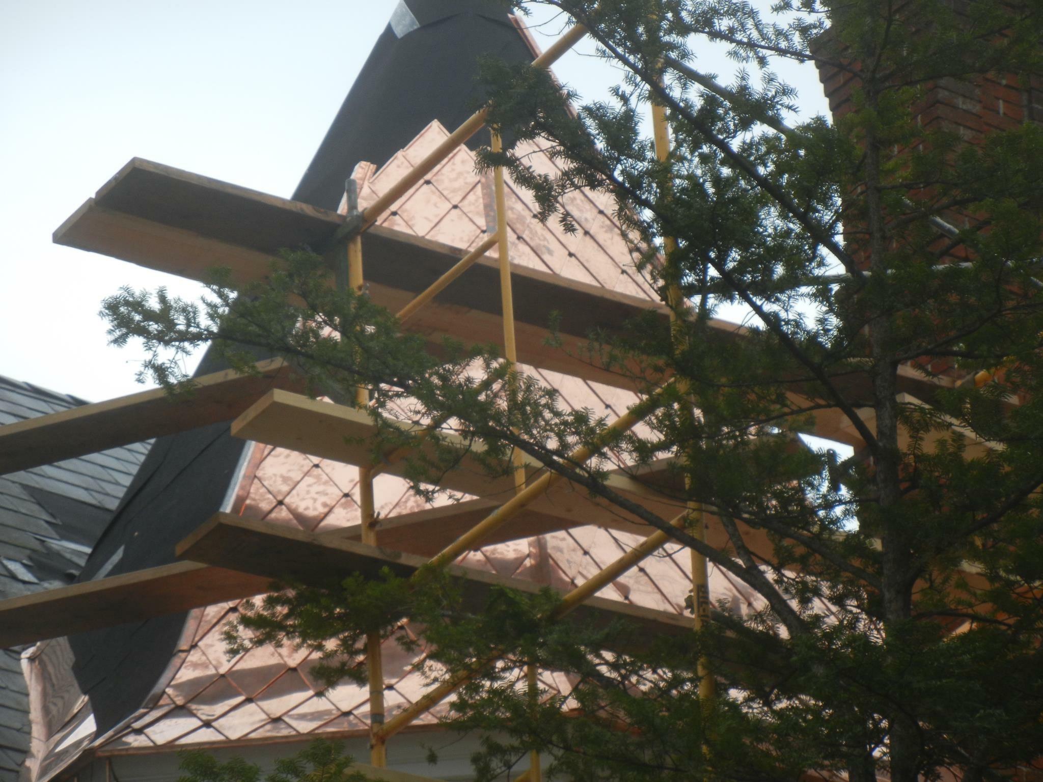 Joey Wildasin Slate Roofing image 31