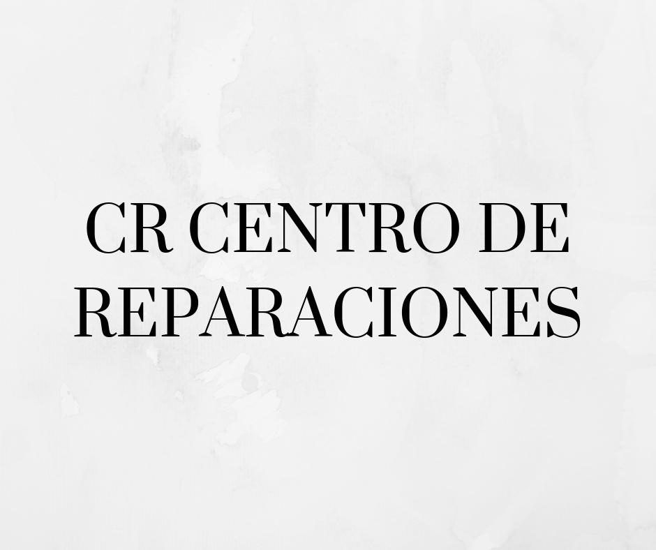 CR  CENTRO DE REPARACIONES DE ELECTODOMESTICOS