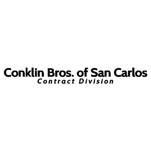 Conklin Bros. of San Carlos - Contract Division