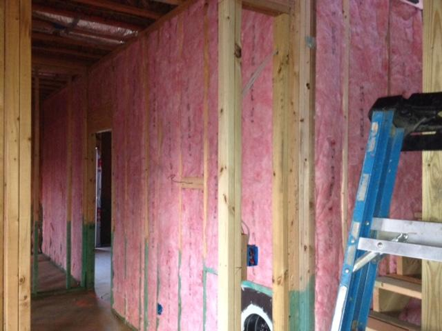 Standard insulating company in charlotte nc 28206 Standard insulation for exterior walls