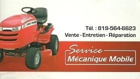 Service Mécanique Mobile à Sherbrooke