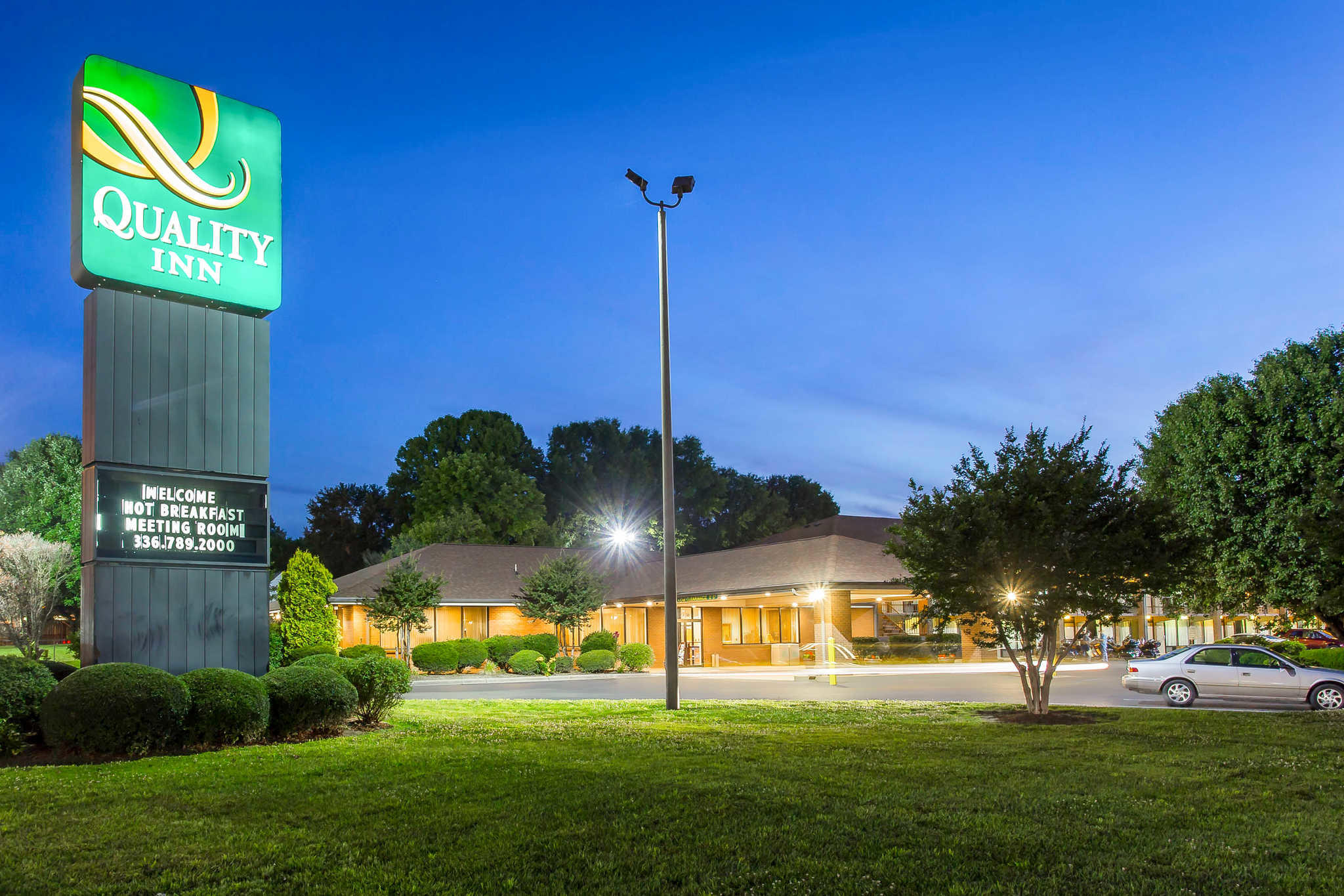 Quality Inn Mount Airy Mayberry image 1
