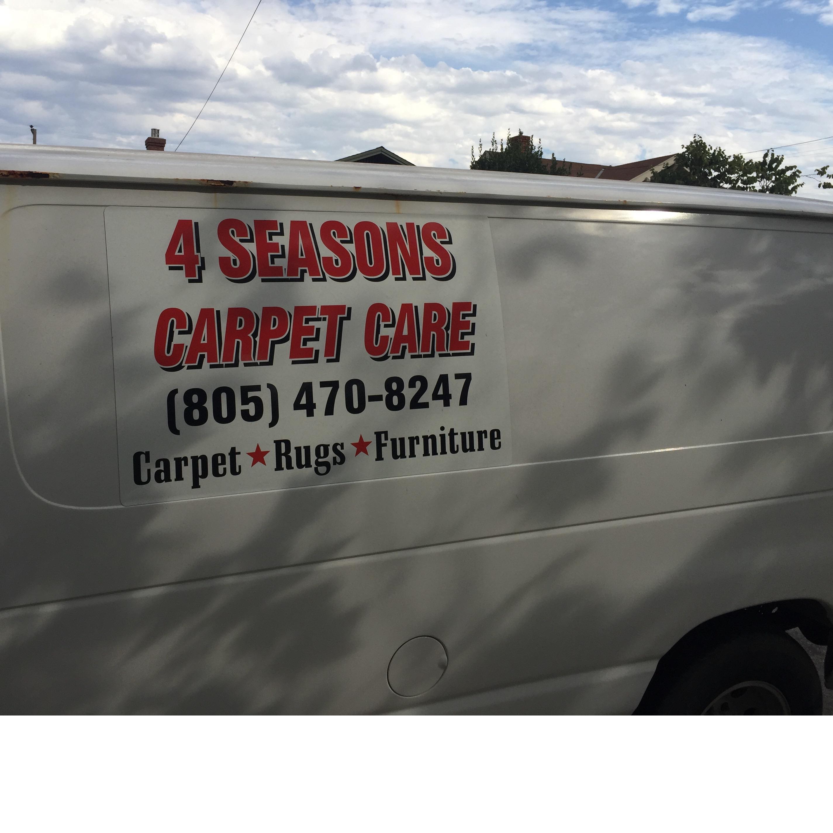 4 Seasons Carpet Care