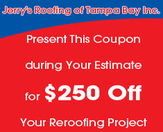 Jerry's Roofing Of Tampa Bay Inc. image 2