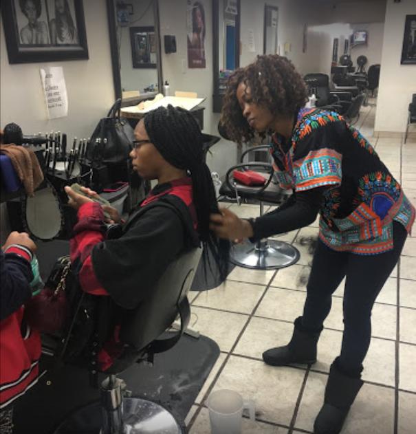 Hair Braiding Moma's Beauty Salon & Barber Shop image 12