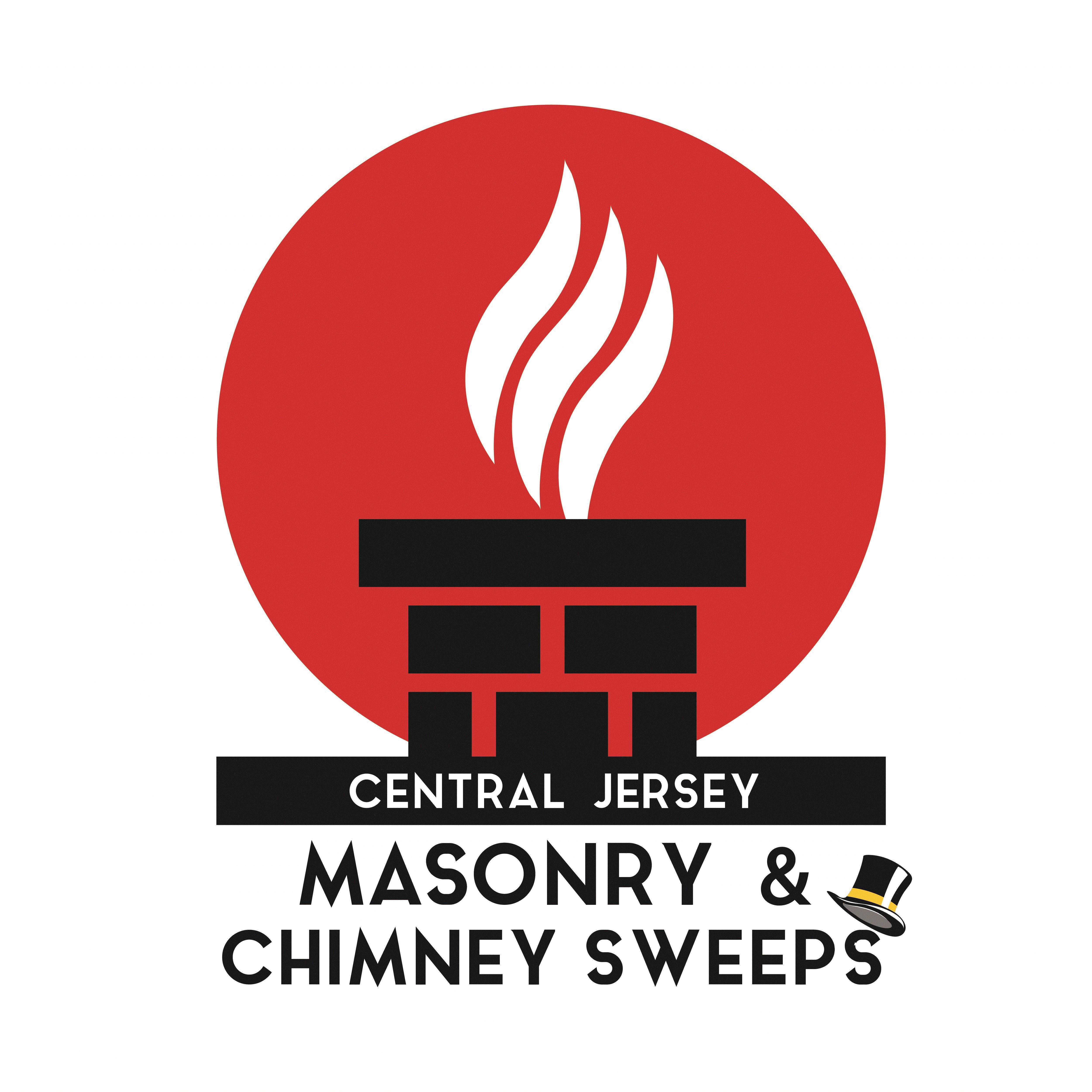 Central Jersey Masonry & Chimney Sweeps Logo