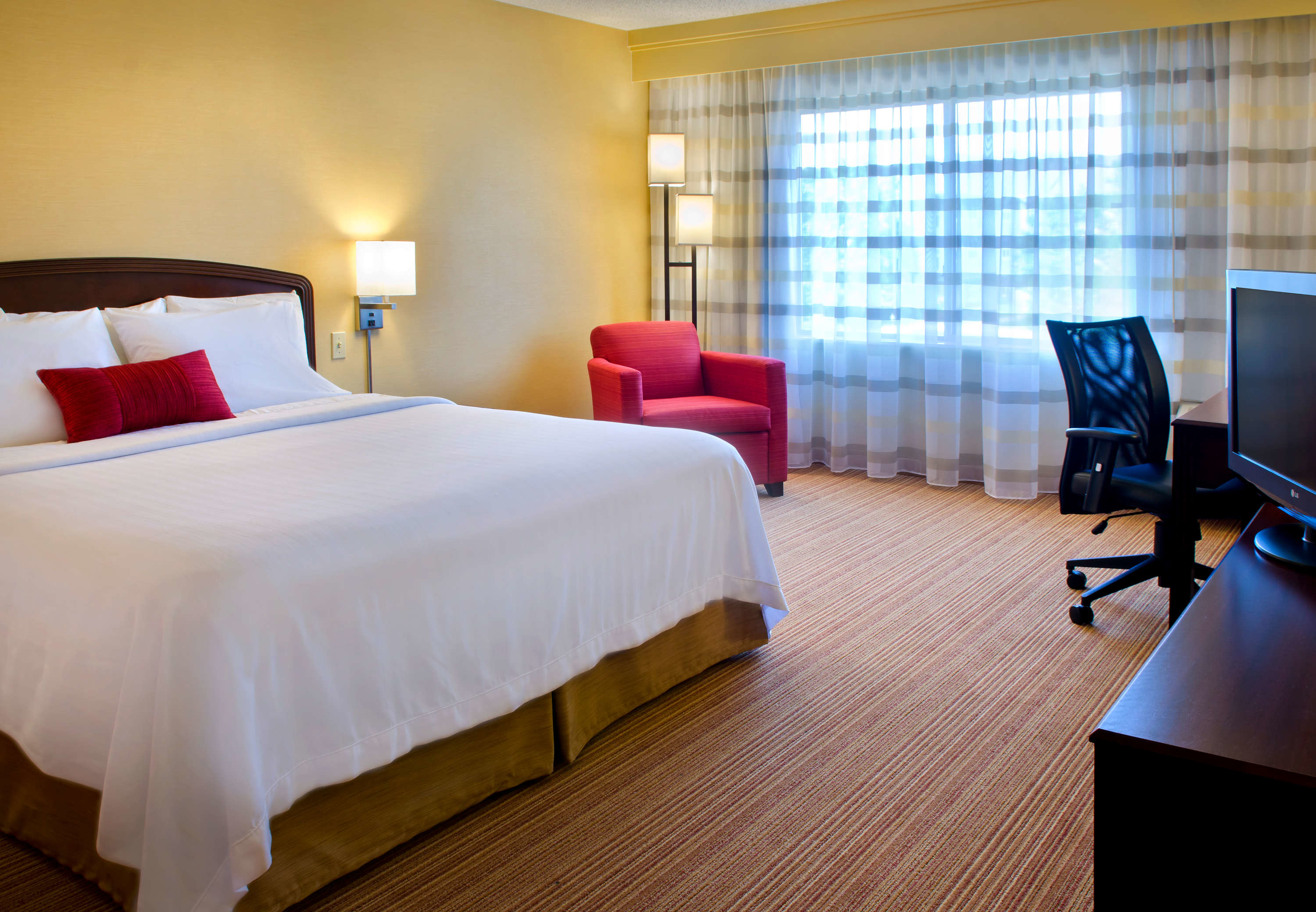 Courtyard by Marriott Allentown Bethlehem/Lehigh Valley Airport image 6