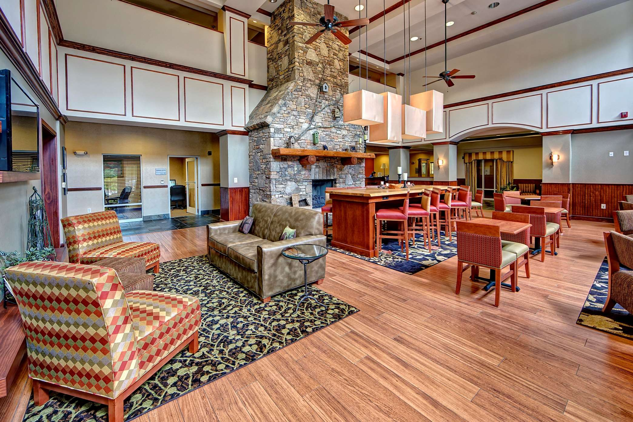 Hampton Inn & Suites Cashiers-Sapphire Valley image 17