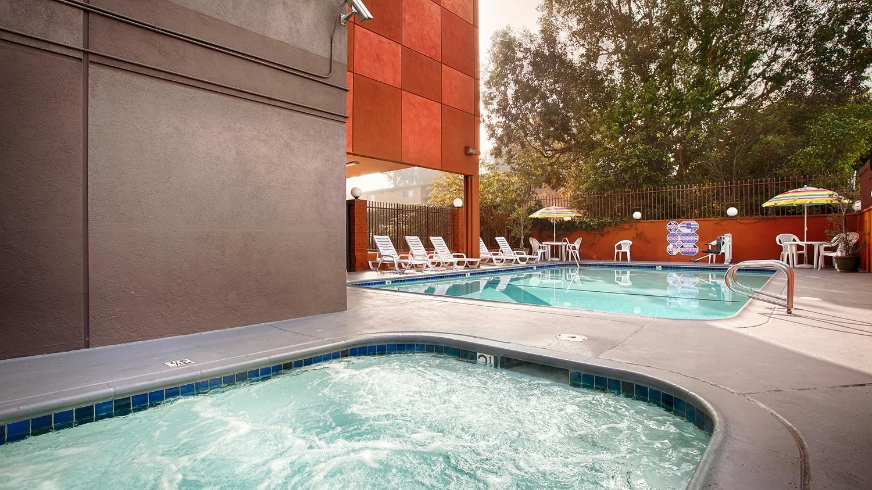 Hot Tub and Pool