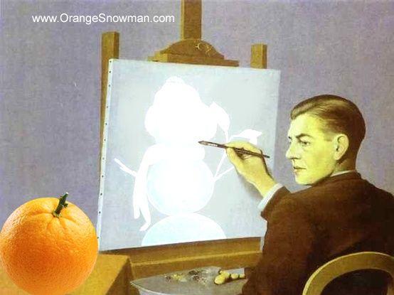 Orange Snowman- Port Saint Lucie image 7