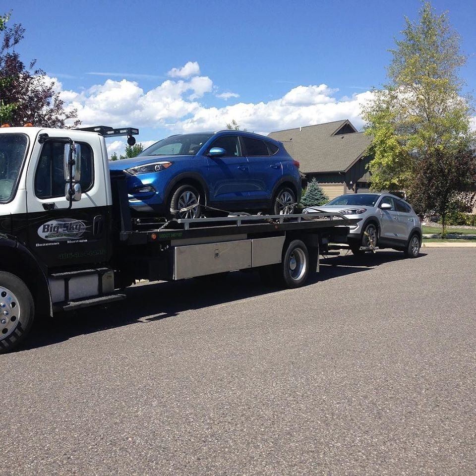Big Sky Towing and Recovery LLC