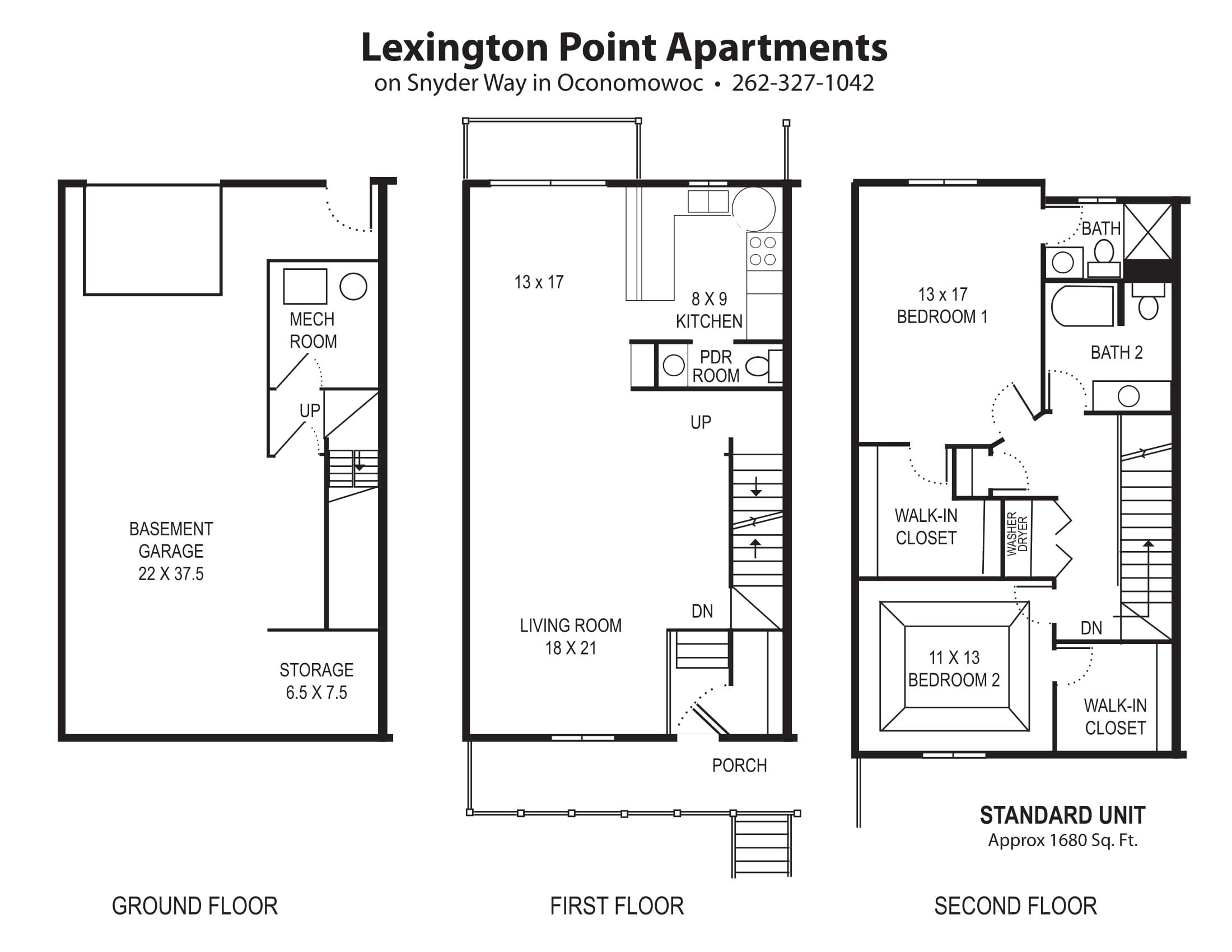 Lexington Point Apartments image 8