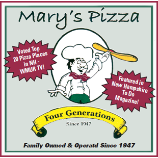 Mary 39 S Pizza Inc In Gorham Nh Whitepages