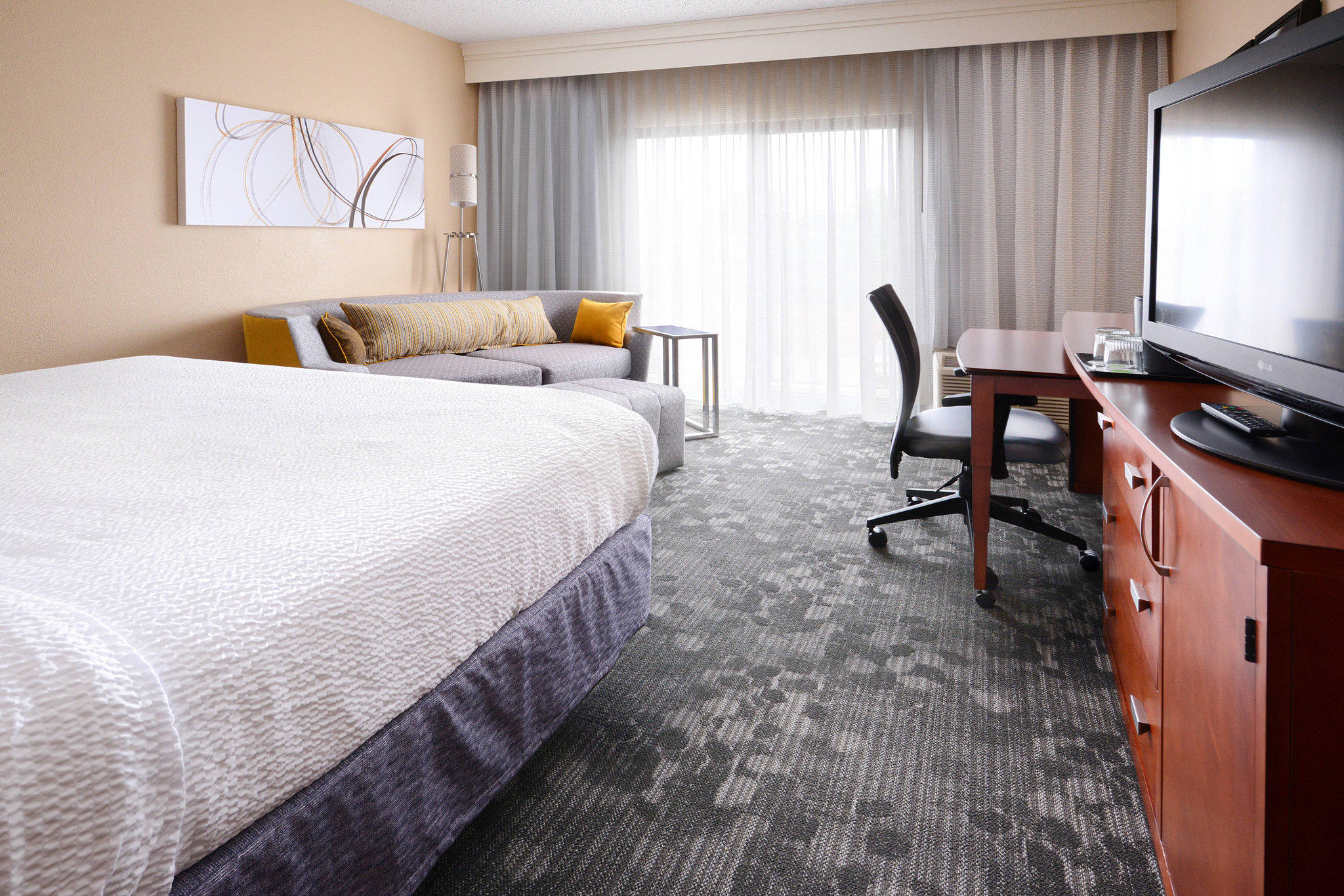 Courtyard by Marriott Dallas Richardson at Spring Valley