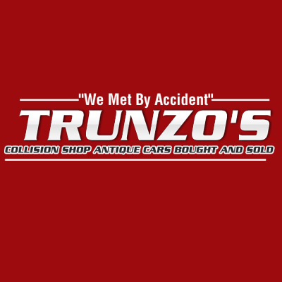 Trunzo's Collision Shop Antique Cars Bought & Sold