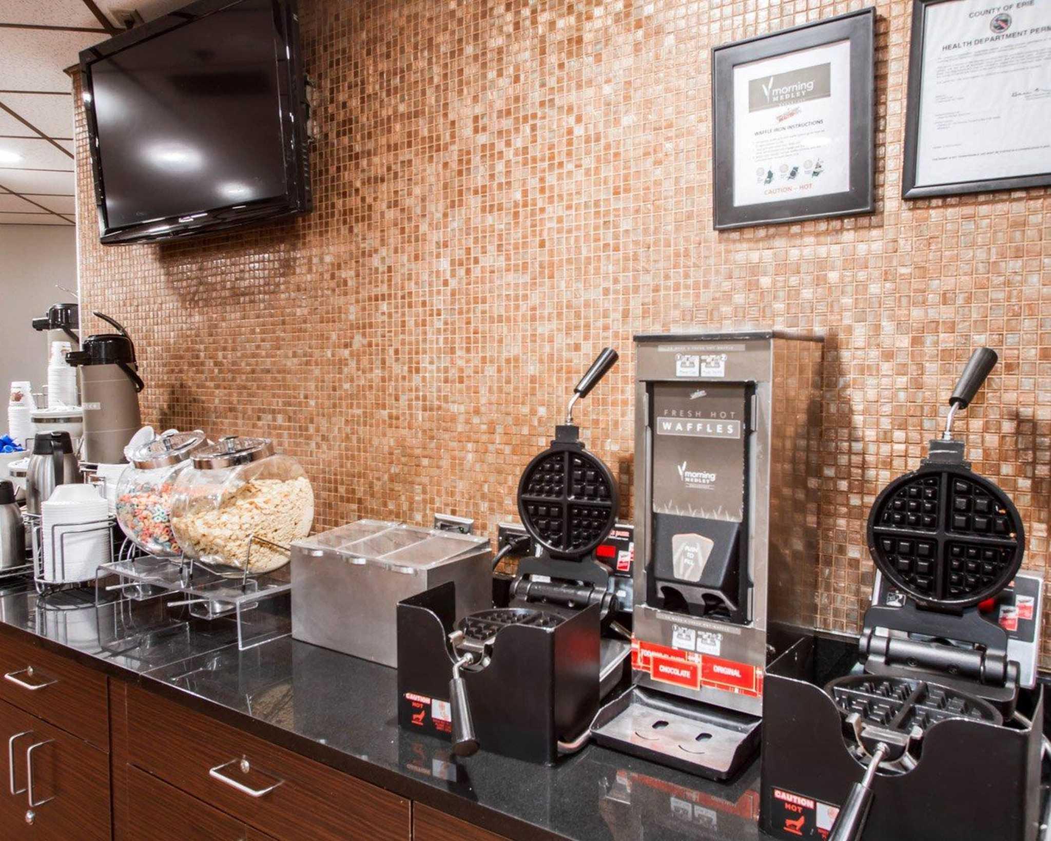 Sleep Inn & Suites Buffalo Airport image 17