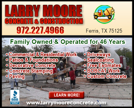 Larry Moore Concrete and Construction image 0