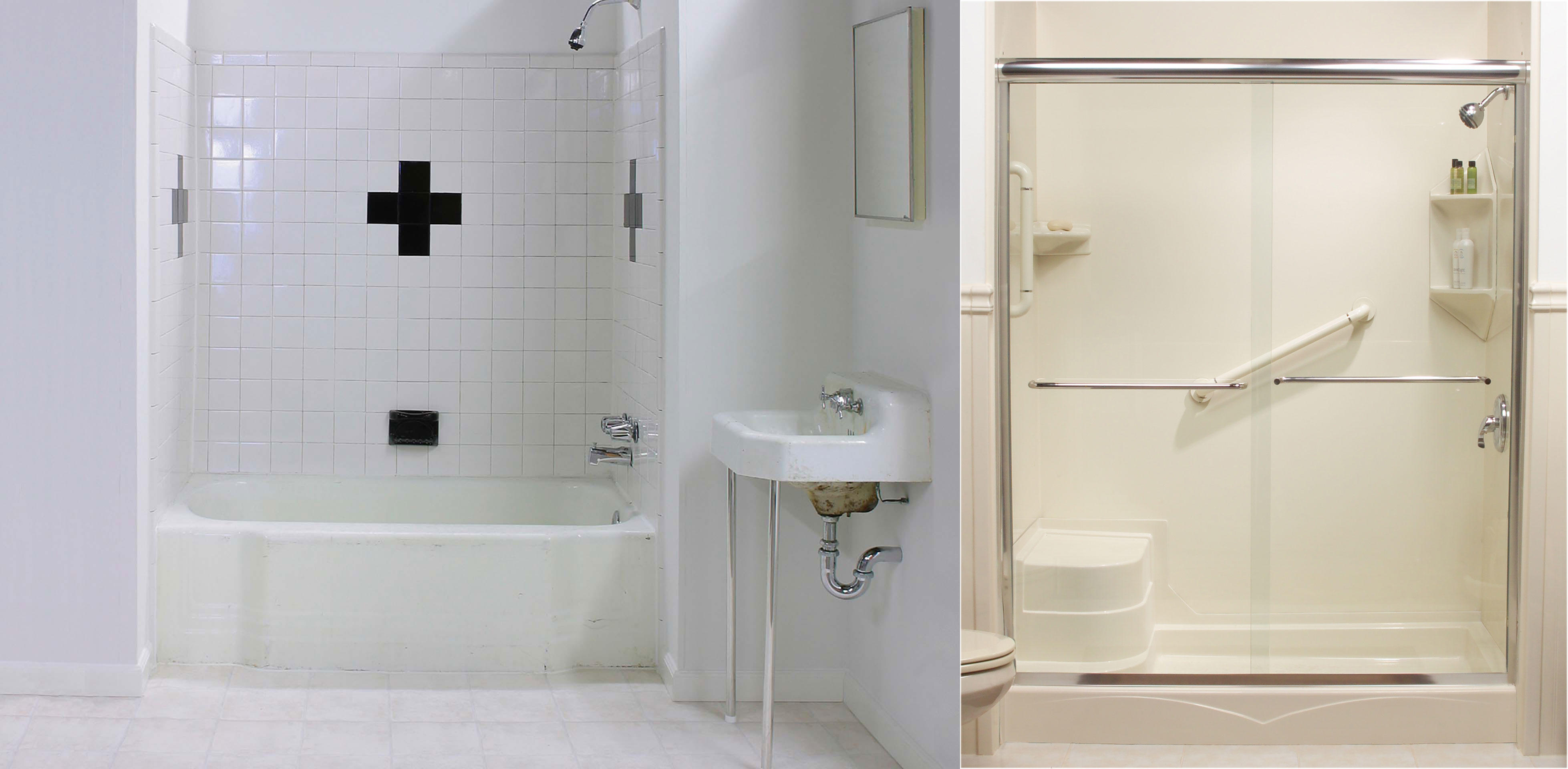 The bath connection in peoria il 309 685 5 for Bath remodel peoria il