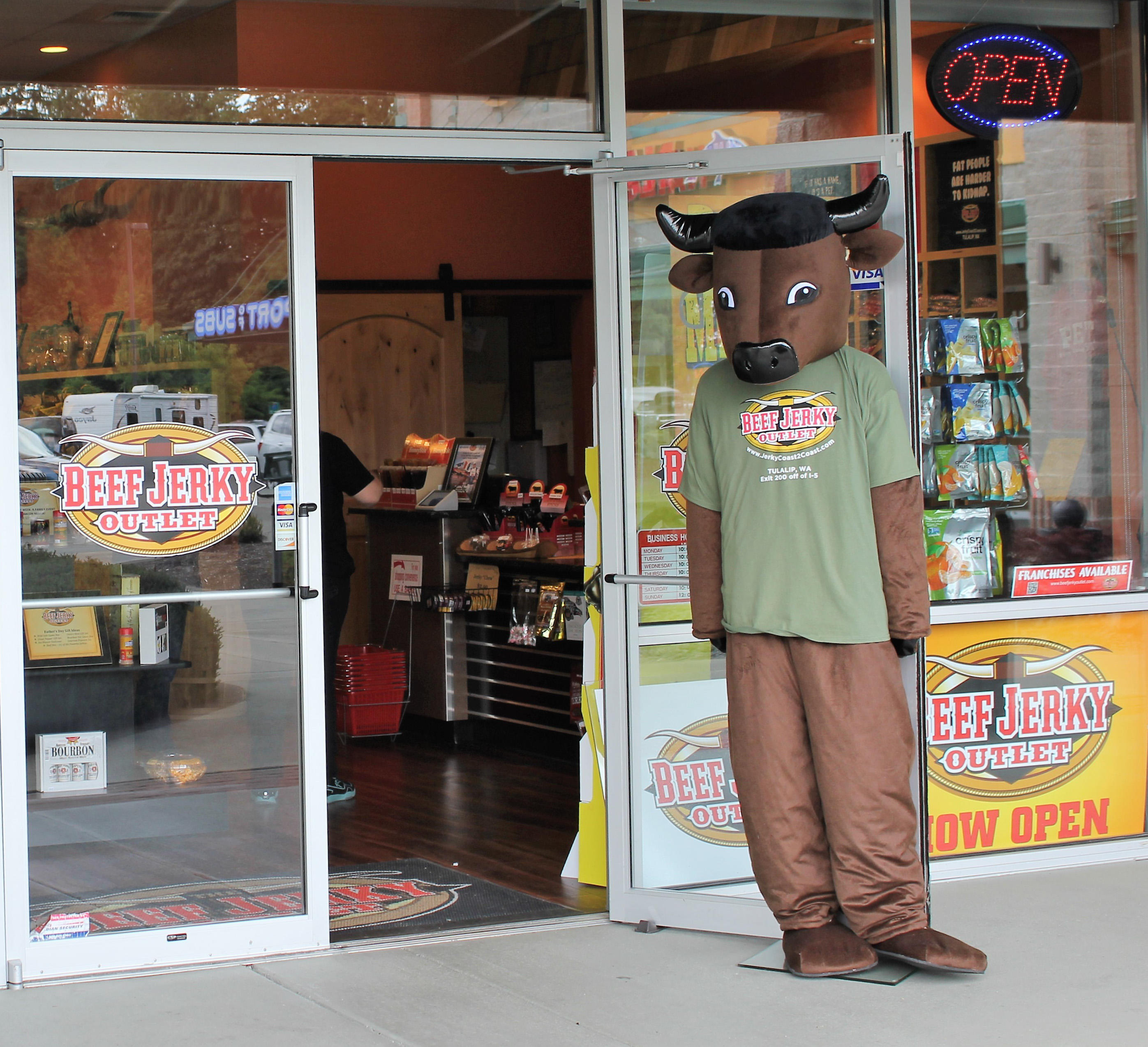 Beef Jerky Outlet - Tulalip, WA image 15