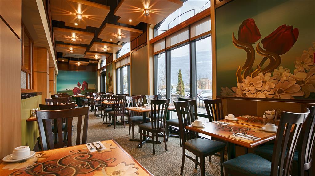 Best Western Plus Hotel Universel Drummondville à Drummondville: La Verriere Restaurant