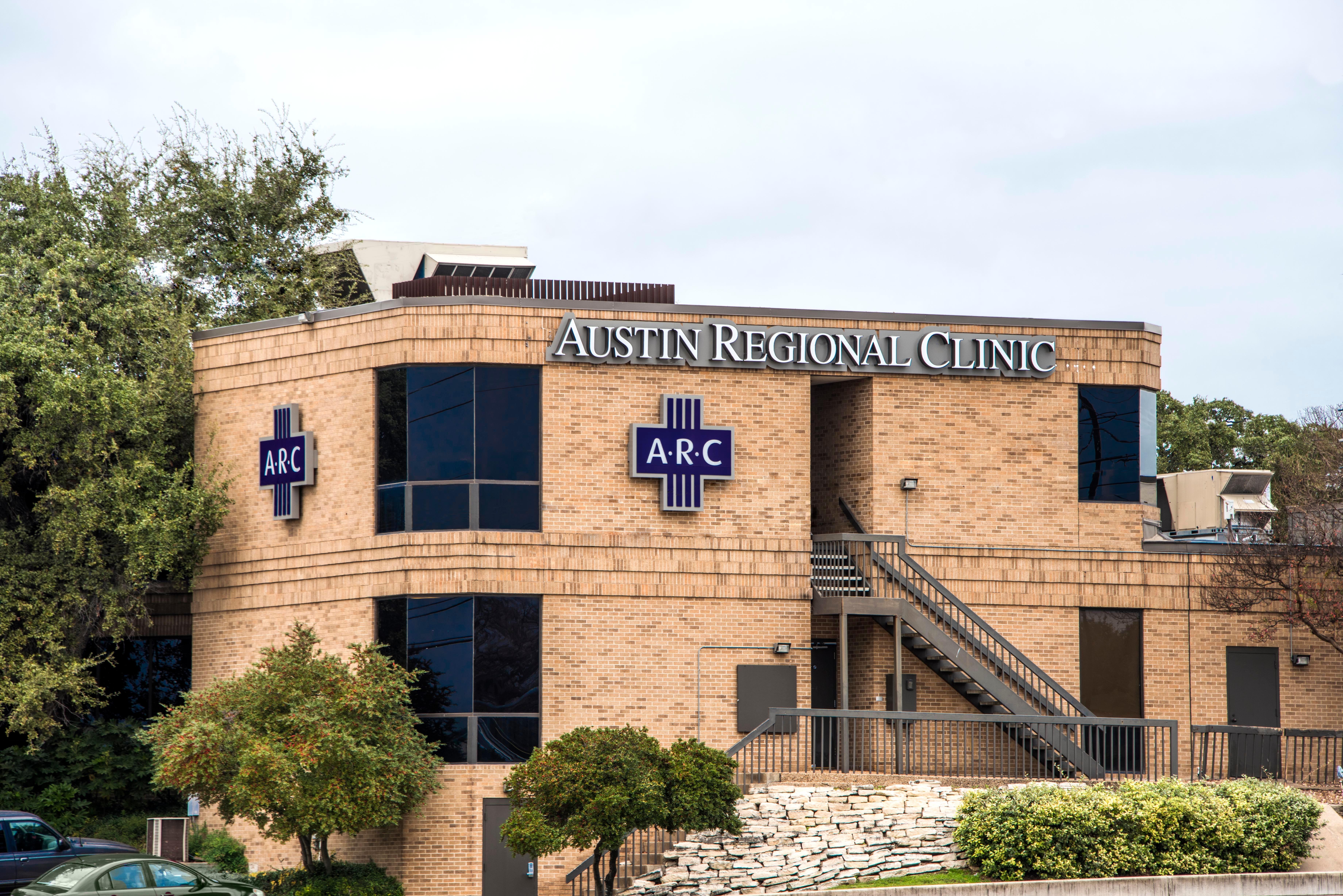 Austin Regional Clinic: ARC  South 1st